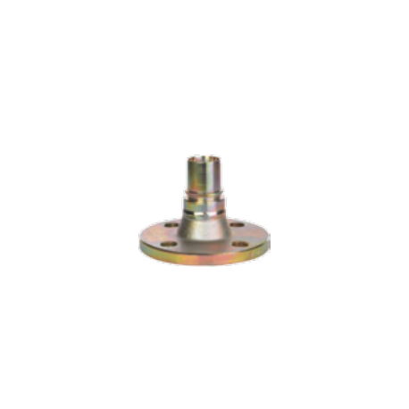 Złącza kołnierzowe, stałe do obejmy skorupowej LM-FVGP