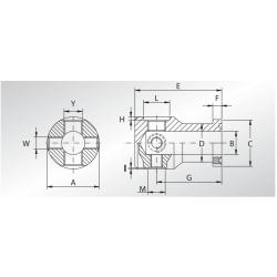 Adapter połączeniowy COL