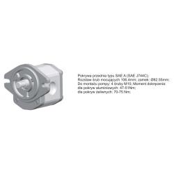 Pompa zębata grupa 2 śruby 106,4mm zamek 82,55mm
