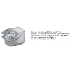 Pompa zębata grupa 2.5 śruby 106,4mm zamek 82,55mm