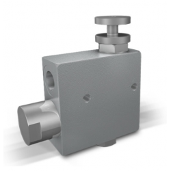 3 wejściowy zawór sterujący przepływem RFP3 VU