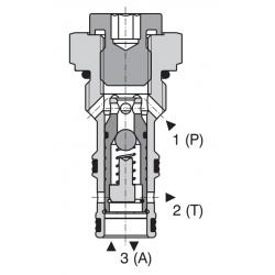 Zawór SH1F-A3