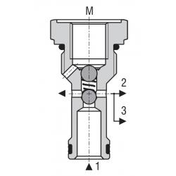 Zawór SC1F-A3