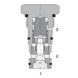 Zawór SC5H-Q3/I