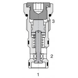 Zawór SC5H-CP3