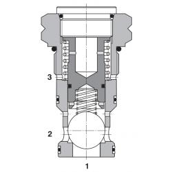 Zawór SCC5H-Q3/I