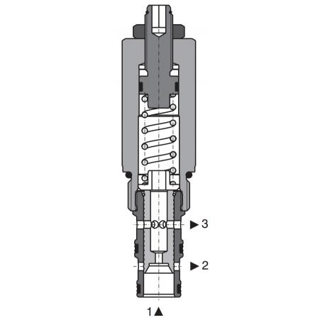 Zawór SF32A-B3/H
