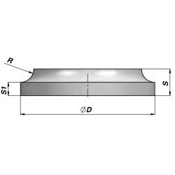 Dno cylindra CFI