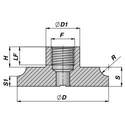 Dno cylindra CHMSCFI