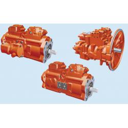 Pompa osiowa tłokowa wysokiego ciśnienia z układem otwartym K3V 280cm³ Serii