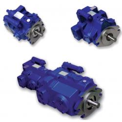 Pompa osiowa tłokowa o zmiennym wydatku z otwartym układem