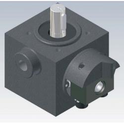Pompa tłoczkowa radialna wysokiego ciśnienia PR1