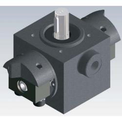 Pompa tłoczkowa radialna wysokiego ciśnienia PR2