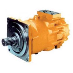 Osiowy silnik tłokowy o stałej wydajności M3X