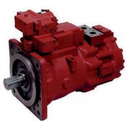 Osiowy silnik tłokowy o zmiennym przemieszczeniu M3B