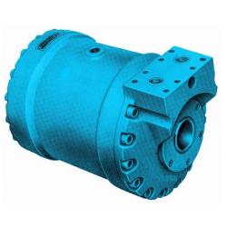 Osiowe silniki tłokowe o stałym przemieszczeniu z wałem drążonym KF
