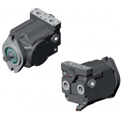 Dwubiegowe osiowe silniki tłokowe TMV550