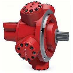 Silnik radialny o stałej wydajności HMB