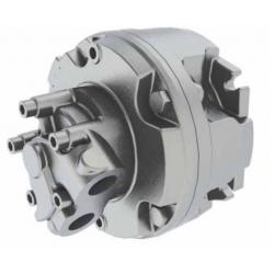 Silnik hydrauliczny z tłokiem radialnym o stałym momencie obrotowym i stałej wydajności GM1