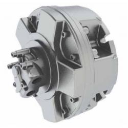 Silnik hydrauliczny z tłokiem radialnym o stałym momencie obrotowym i stałej wydajności GM3