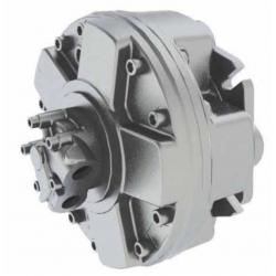 Silnik hydrauliczny z tłokiem radialnym o stałym momencie obrotowym i stałej wydajności GM4