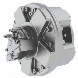 Silnik hydrauliczny z tłokiem radialnym o stałym momencie obrotowym i stałej wydajności GM5A