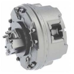 Silnik hydrauliczny z tłokiem radialnym o stałym momencie obrotowym i stałej wydajności GM7