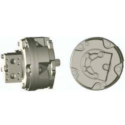 Silnik Hydrauliczny z tłokiem radialnym o dużej prędkości i mocy GS1