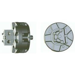 Silnik Hydrauliczny z tłokiem radialnym o dużej prędkości i mocy GS3