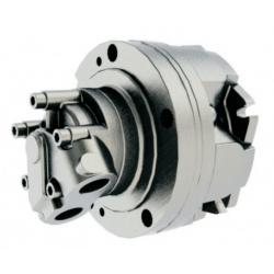 Silniki hydrauliczne z tłokami radialnymi o podwójnej pojemności Seria BD1