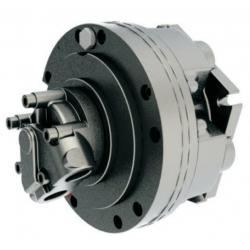 Silniki hydrauliczne o podwójnym przemieszczeniu z tłokami radialnymi Seria BD2