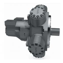 Silniki Staffa o dużej mocy, 3 prędkościach i radialnym tłoku do zastosowań morskich i przybrzeżnych