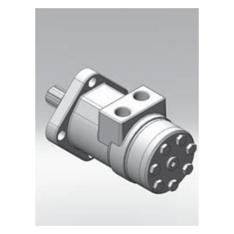 Silnik hydrauliczny Serii PL