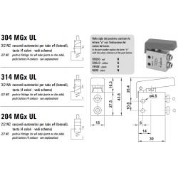 Mikrozawór MGx UL