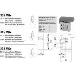 Mikrozawór MGx M5
