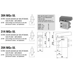 Mikrozawór MGx UL M5