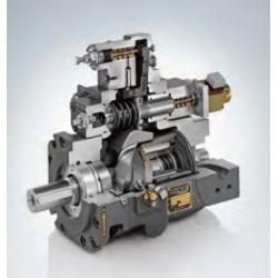 Osiowa pompa tłokowa o zmiennym wydatku Serii V30D