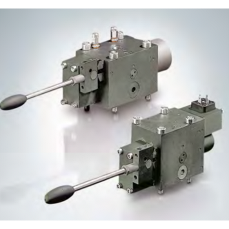 Proporcjonalny kierunkowy zawór suwakowy Serii PSLF/PSLV/SLF