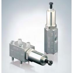 Zależny od ciśnienia zawór odcinający Serii DSV/CDSV