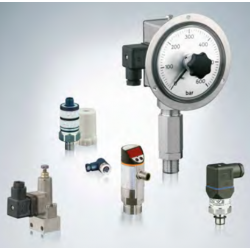 Przełącznik ciśnienia Serii DG