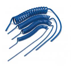 Wąż spiralny PUR