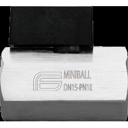 Zawór kulowy serii MINIBALL