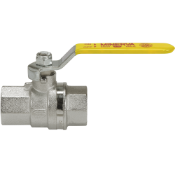 Zawór kulowy do gazu serii MINERVA