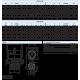 Zawór kulowy z siłownikiem pneuatycznym serii TOTAL