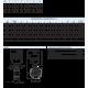 Zawór kulowy serii MOON STAINLESS STEEL z siłownikiem elektrycznym