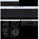 Zawór kulowy serii MOON 3W z siłownikiem elektrycznym