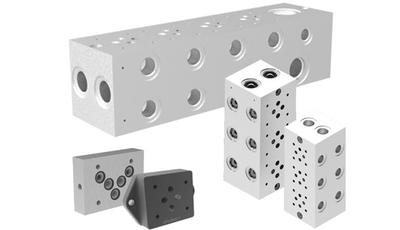 Elementy hydrauliki siłowej